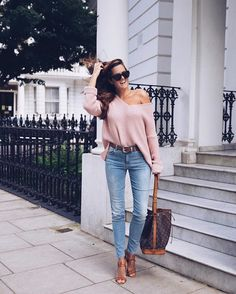 Jeans and a jumper sort of summer!