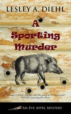 """""""I found myself unable to stop reading once I started.""""  A SPORTING MURDER by Lesley A. Diehl 