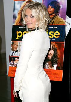 Back on the Big Screen Julianne Hough hit up a screening of her new movie, Paradise, at Mann Chinese Theatre in L.A. Aug. 6.