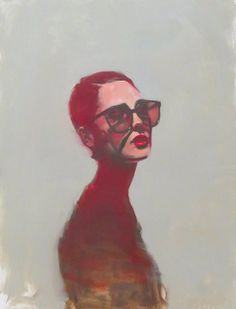 Michael Carson, Paintings. Dream like paintings by American...