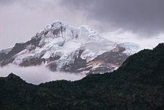 paint volcano Ecuador | Flickr - Photo Sharing!