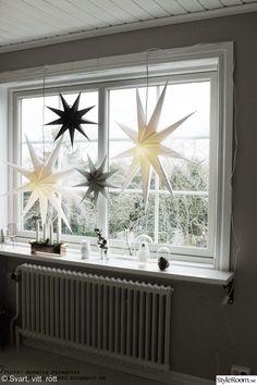 julstjärna,advent,adventsljus,stjärnor - It's Christmas time - Home Decor
