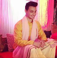 Arpita Khan Wedding Photo - Aayush Sharma (Her Husband)