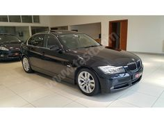 BMW 3 Serisi 3.30Xi ''NOVA MOTORS'' 2007 BMW 330Xİ BORUSAN ÇIKIŞLI TVHAFIZAISITMA