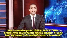 The Daily Show, Donald Trump, Hold On, Cards, Donald Trumph, Naruto Sad, Maps, Playing Cards