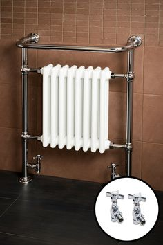 "Heat Output 2138 BTU  Including matching traditional valves 510mm Pipe Centres 10 year ""fit and forget"" Guarantee"