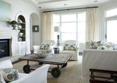 Things We Love:  Club Chairs - Liz Williams Interiors