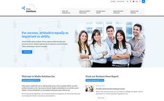Media Solutions Responsive Corporate / Business WordPress Theme http://www.wpdiv.com/download-media-solutions-corporate-business-wordpress-theme/