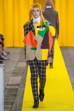 Walter van Beirendonck Spring-Summer 2018 | Paris Fashion Week
