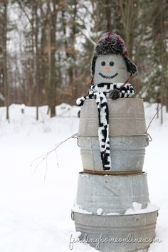 Fun-Galvanized-Snowman