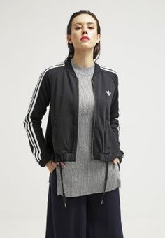 ea3c4ce90a83 adidas Originals MOSCOW - Tracksuit top - black for with free delivery at  Zalando