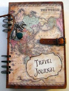 If you like the idea of travel journaling you can order your personalized travel journal here http://etsy.me/2aYnG4i