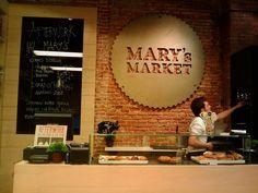 Mary's Market Barcelona