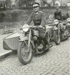 Stoye Fahrzeugbau Blog: Info Stoye DKW Gespanne Zivil und fürs Heer