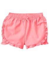 Ruffle Shorts