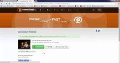 TUTO : Comment convertir et télécharger une vidéo Youtube avec Convert2m...