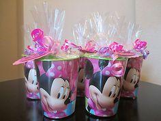 Minnie Mouse Bowtique Cumpleaños Cotillón Souvenir Taza Goodie Loot Bolsas Bolsas | Casa y jardín, Tarjetas y suministros para fiestas, Suministros para fiestas | eBay!