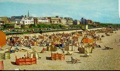 St Annes Beach in the Blackpool Pleasure Beach, St Anne, Dolores Park, Nostalgia, Saints, Tower, Travel, Rook, Viajes