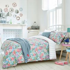 Bedeck's commitment to creativity and quality have allowed us to become one of the worlds leading luxury bedding suppliers. Floral Bedding, Linen Bedding, Bed Linen, Chelsea Blue, Luxury Bedding Sets, First Home, California King, New Room, Duvet Cover Sets