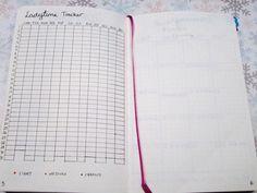 Bullet Journal Period Tracker