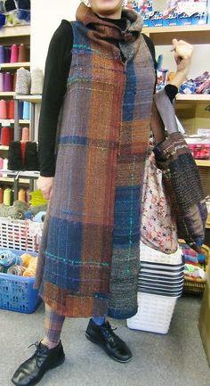 手織適塾さをり 横浜通信 -さをり織り情報ブログ |横浜さをり会の方々のおしゃれ