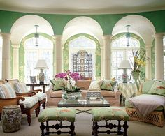 Alexa Hampton is designer I think--this is one of my favorite rooms of hers