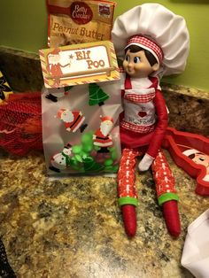 elf on the shelf ideas, Creative & unique elf ideas, elf poo - check out her other ideas!