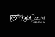 Photography logo - camera logo by Joanne Marie on @creativemarket