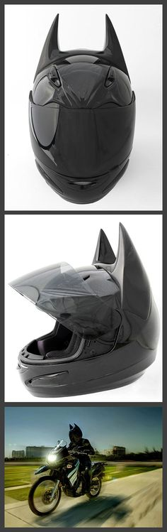 #Batman #helmet