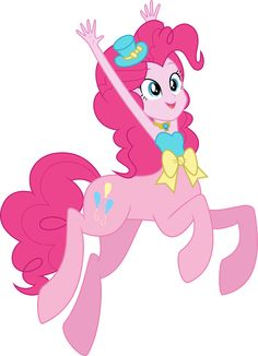 Pinkie Pie - Pink Centaur Princess of Laughter by kaylathehedgehog on DeviantArt