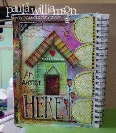 Paula Williamson - love this cover