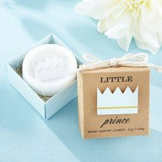 Little Prince Soap Baby Shower Favor, Little Princess Soap Favor, Little…