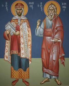 Old Testament, Orthodox Icons, Saints