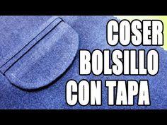 Hermenegildo Zampar - Bienvenidas TV - Coser un Bolsillo Ojal - YouTube