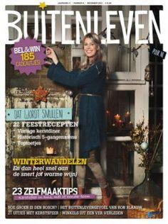 3x Buitenleven € 9,95: Buitenleven is een magazine voor levensgenieters. Een glossy over de goede dingen in het leven.