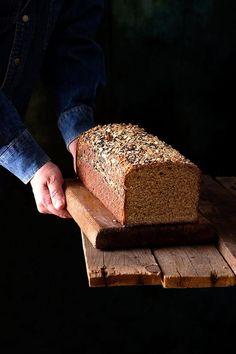 Biscuit Bread, Pan Bread, Wine Recipes, Bread Recipes, Oatmeal Cake, Rustic Bread, Artisan Bread, Desert Recipes, Sin Gluten