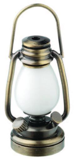 LED Barnwell Railroad Lantern - This dollhouse miniature LED railroad lantern is scale. Oil Lamps, The Ordinary, Dollhouse Lights, Dollhouse Miniatures, Lanterns, Led, Dollhouses, Scale, Copper