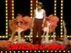 """""""All I Care About,"""" Chicago the musical, original Broadway cast, 1975. Choreographed by Bob Fosse."""