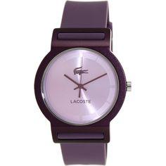 Lacoste Women's Tokyo 2020075 Silicone Analog Quartz Watch