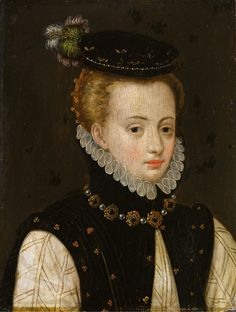 Jean Clouet Umkreis (1485-1540) portrait of a  lady