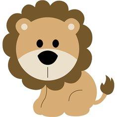 Silhouette Design Store - Product ID Safari Jungle, Safari Party, Safari Animals, Felt Animals, Baby Animals, Cute Animals, Lion Design, Silhouette Online Store, Techniques Couture