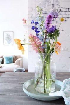 Fresh bouquet by Judith Slagter // judithslagter.nl // #bouquet #boeket #flowers