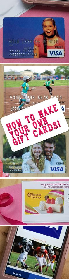 If you want to make your own gift cards this year, try one of these 3 types. Turn any photo into a personalized gift card, upload photos or video to make a custom egift card or make a gift card that you can print at home.  In 4 easy steps, I'll show you how to pick the right photo and ways to make the gift card delivery fun and personal. I've given hundreds of gift cards over there years, and personalized gifts are my favorite. It's the most useful photo gift you'll ever make.
