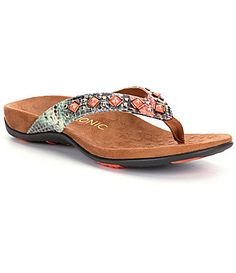 1efa22c20 Vionic with Orthaheel Technology Floriana Sandals  Dillards Dillards