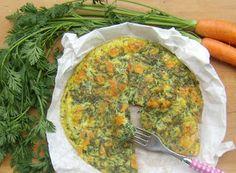 Denny Chef Blog: Frittata con foglie di carota