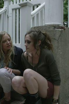 Darlene in Mr. Robot S01E09