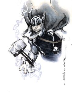 Thor  Olivier Coipel
