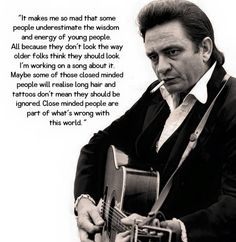 Thanks to Johnny Cash Infocenter !