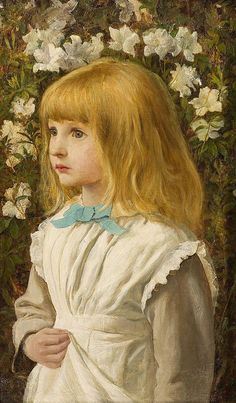 "William Wise (British, 1847–1889), ""Childhood"" by sofi01, via Flickr"