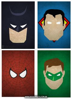 qual seu super herói preferido?